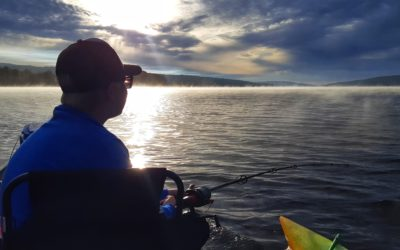 New Brunswick Fishing, More than just Salmon and Trout