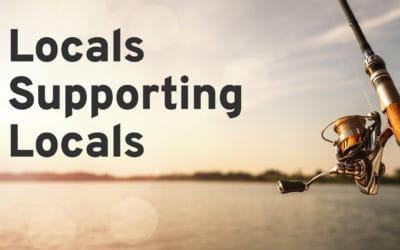 New Brunswick Locals Supporting Locals